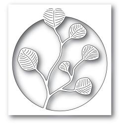 Eucalyptus Collage, Memory Box Dies -