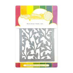 Mistletoe Panel, Waffle Flower Dies -