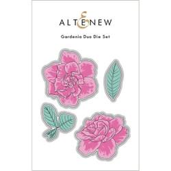 Gardenia Duo, Altenew Dies -