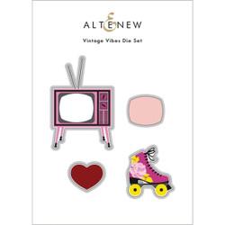 Vintage Vibes, Altenew Dies -