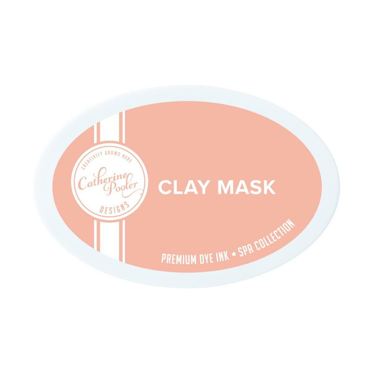 Clay Mask, Catherine Pooler Ink Pad -