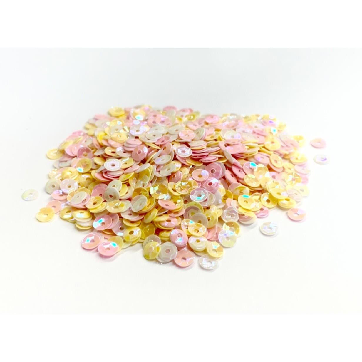 Lemonade, Gina K Designs Sequins -