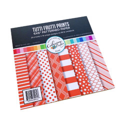 Tutti Frutti Prints, Catherine Pooler Patterned Paper -