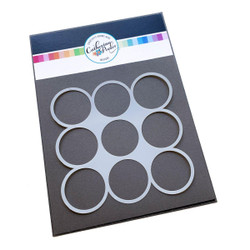 """1.5"""" Circle Template, Catherine Pooler Stencils -"""