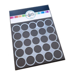 """1"""" Circle Template, Catherine Pooler Stencils -"""