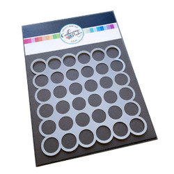 """0.75"""" Circle Template, Catherine Pooler Stencils -"""