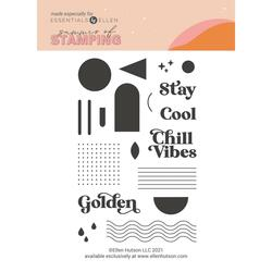 Stay Cool by Julie Ebersole, Summer of Stamping Clear Stamps -