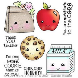 Smart Cookie, Darcie's Clear Stamps -