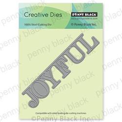 Full of Joy, Penny Black Dies -