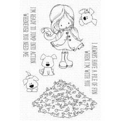 Pile of Fun by Tiddly Inks, My Favorite Things Clear Stamps -