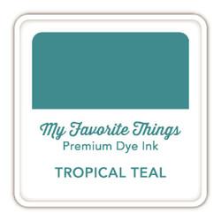 Tropical Teal, My Favorite Things Premium Dye Ink Cube -