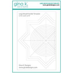 Large Wreath Builder, Gina K Designs Templates -