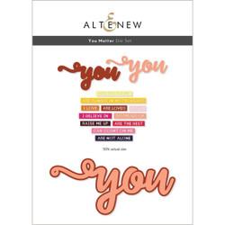 You Matter, Altenew Dies -