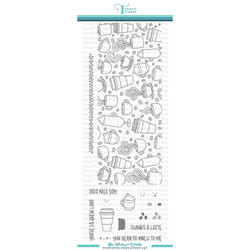 Fa-BREW-lous, Trinity Stamps Clear Stamps -