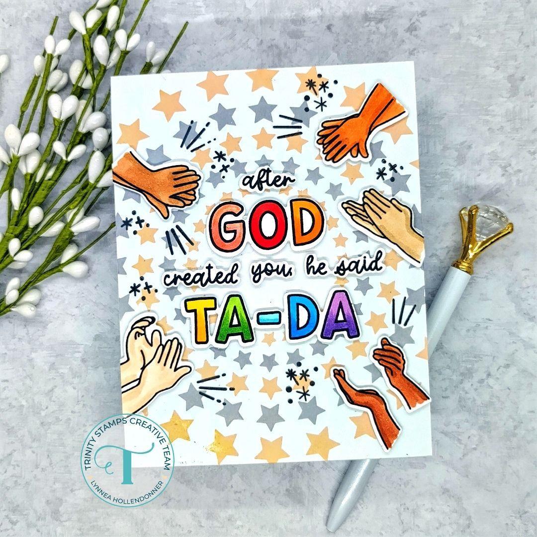 TA-DA, Trinity Stamps Dies -