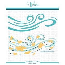 Seasonal Winds, Trinity Stamps Stencils -