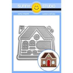 Gingerbread House, Sunny Studio Dies -