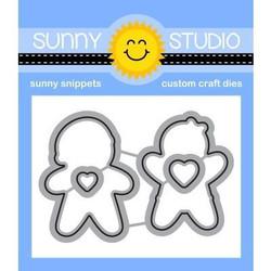 Christmas Cookies, Sunny Studio Dies -