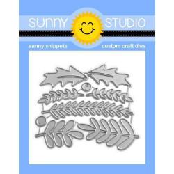 Winter Greenery, Sunny Studio Dies -