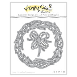 Grapevine Wreath, Honey Cuts Dies -