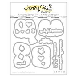 Hedgehugs, Honey Cuts Dies -