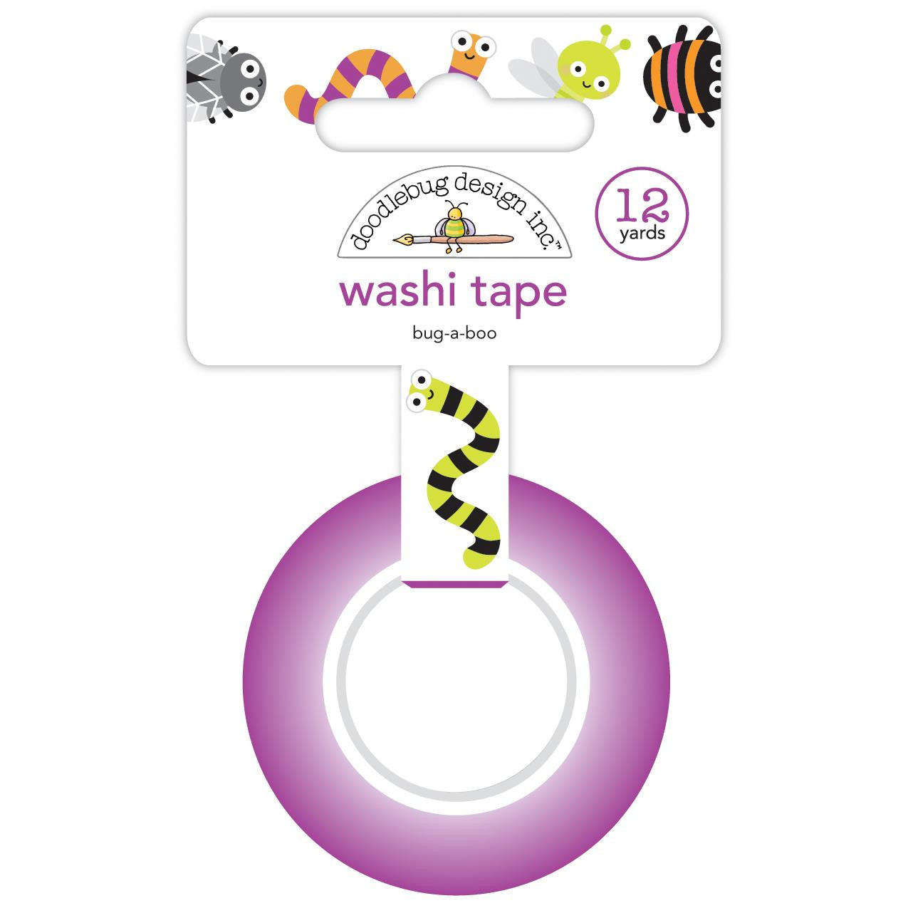 Bug-a-boo, Doodlebug Washi Tape -