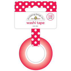 Mini Dot, Doodlebug Washi Tape -