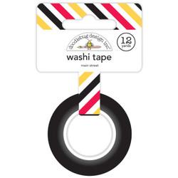 Main Street, Doodlebug Washi Tape -