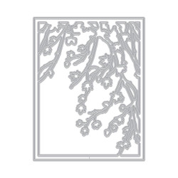 Autumn Branches Cover Plate, Hero Arts Dies -