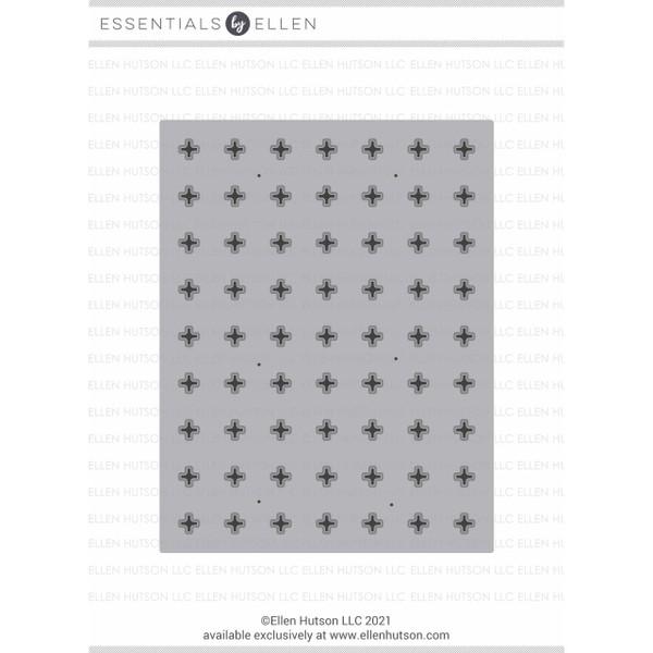 Nordic Cross Cover, Essentials by Ellen Designer Dies -