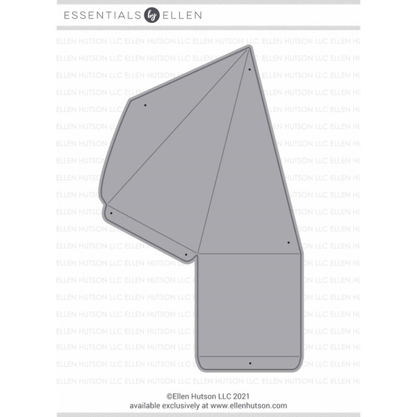 Pyramid Box, Essentials by Ellen Designer Dies -
