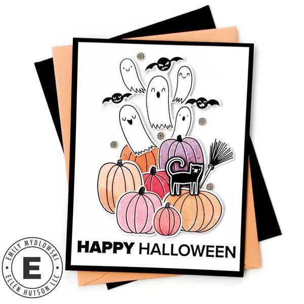 Pumpkin Season by Julie Ebersole, Essentials by Ellen Designer Dies -