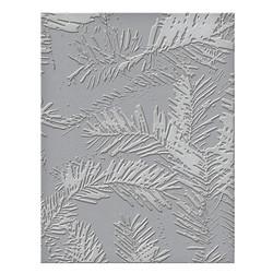 Forevergreen, Spellbinders Embossing Folders -