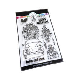 Wrapped and Ready, Catherine Pooler Clear Stamps -