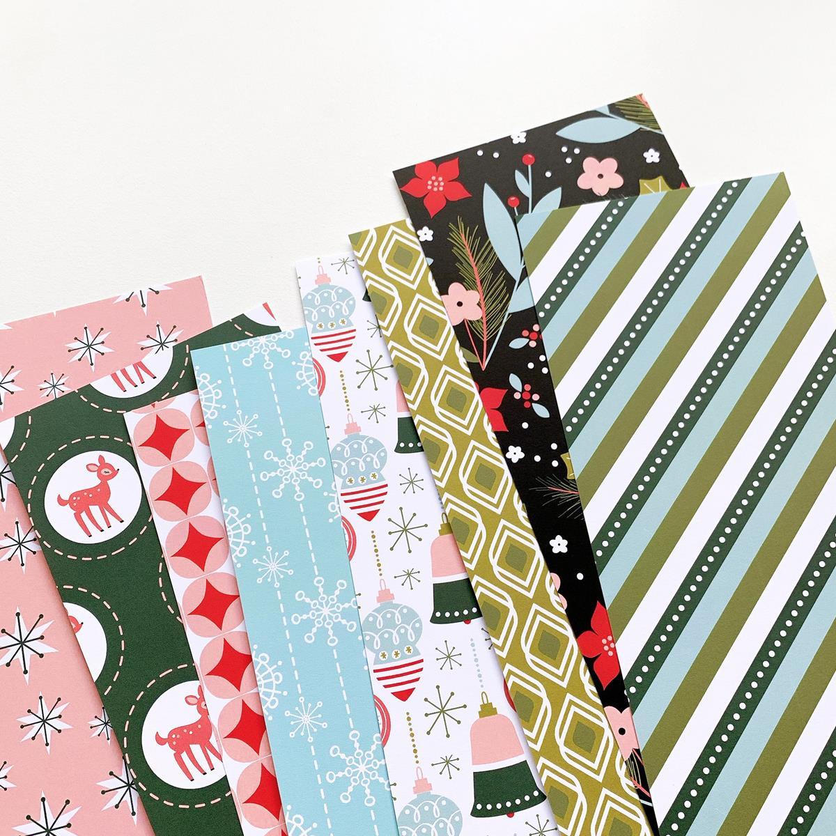 Grandma's Attic Slimline, Catherine Pooler Patterned Paper -