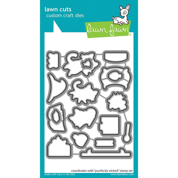 Purrfectly Wicked, Lawn Cuts Dies -