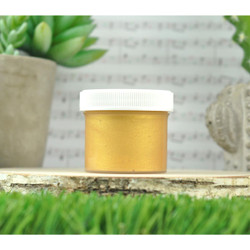 Gold, Lawn Fawn Stencil Paste -