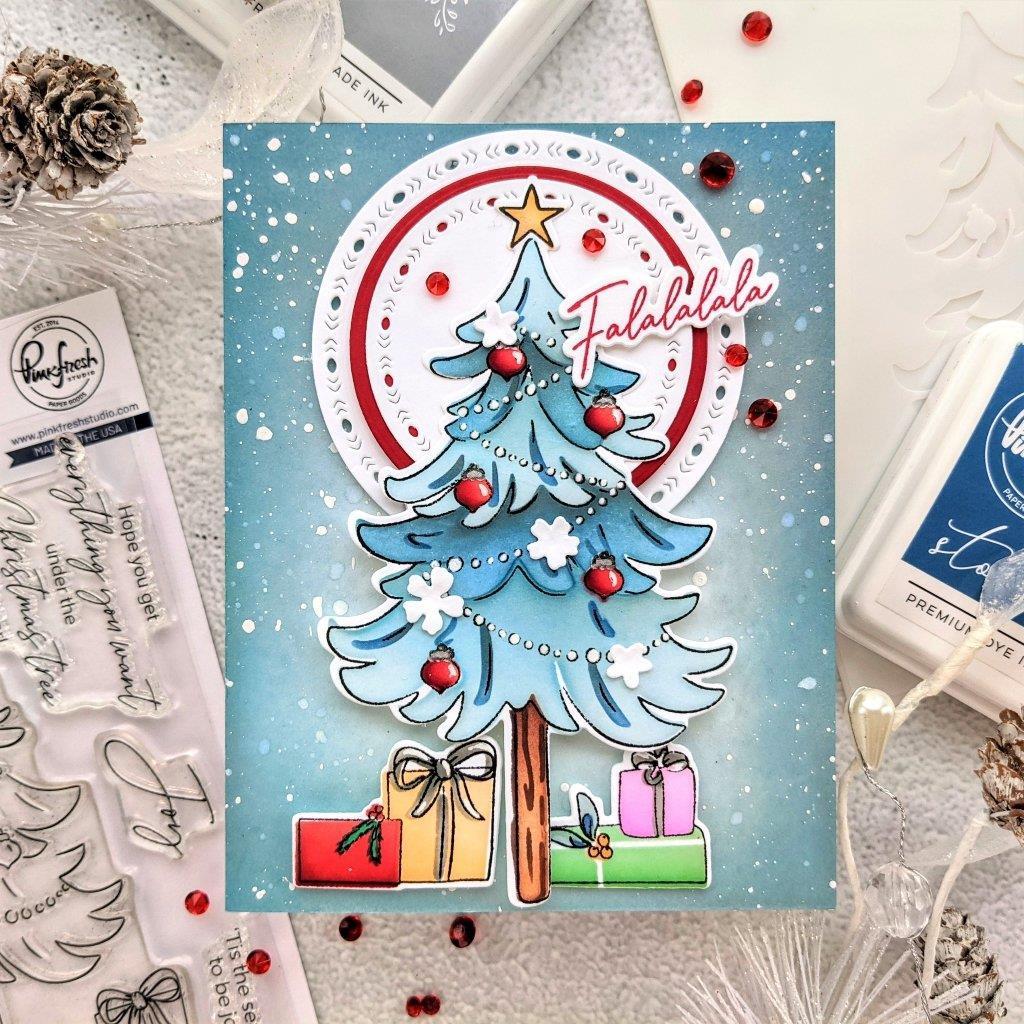 Under the Christmas Tree, Pinkfresh Studio Dies -