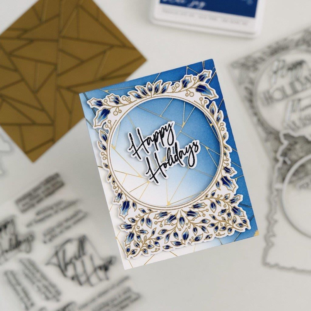 Thrill of Hope, Pinkfresh Studio Clear Stamps -
