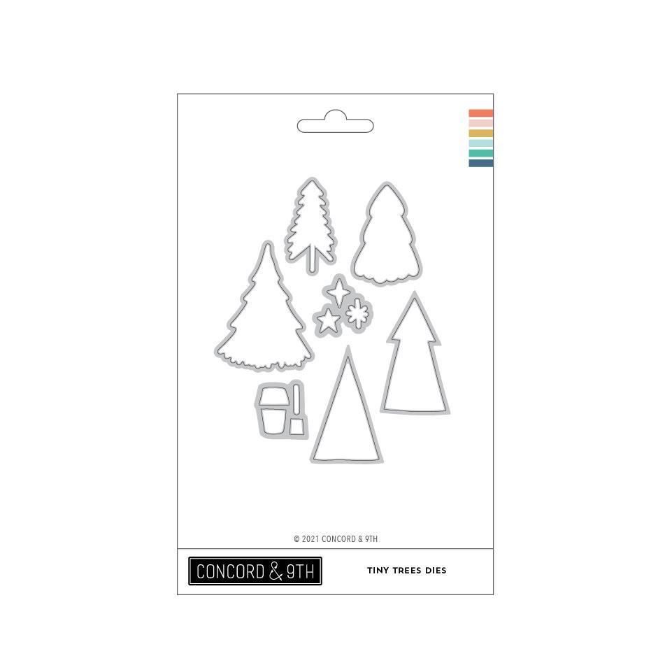 Tiny Trees, Concord & 9th Dies -