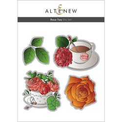 Rose Tea, Altenew Dies -