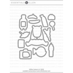 Bear Ware Grand Tour by Julie Ebersole, Essentials by Ellen Designer Dies -