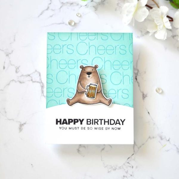 A World of Thanks by Julie Ebersole, Essentials by Ellen Clear Stamps -