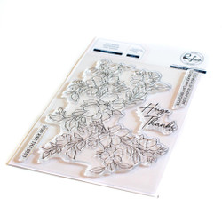 Blooming Branch, Pinkfresh Studio Clear Stamps -