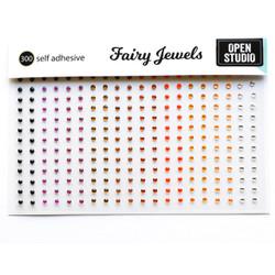 Autumn Fairy Jewels, Memory Box Embellishments -