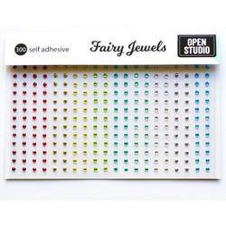 Christmas Fairy Jewels, Memory Box Embellishments -
