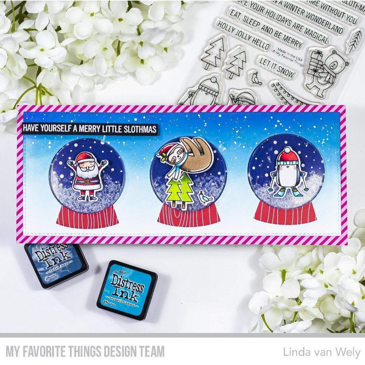 Holly Jolly, My Favorite Things Paper Pack -