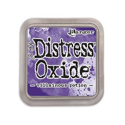 (PREORDER) Villainous Poison, Ranger Distress Oxide Ink Pad -