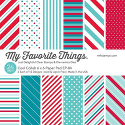 Cool Collab, My Favorite Things Paper Pack -