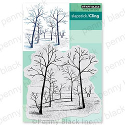 Gorgeous Grove, Penny Black Cling Stamps -